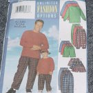 5286 Butterick sewing pattern Men's Children's Boys top Short Pants All Size Uncut  No. 250
