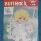 Butterick Sof-Porcelain Creations Doll Pattern 3607 cut  No 250