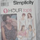 Simplicity 8986 1 hour Tops size BB L, XL  No. 253