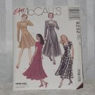 McCall's Dress in Two Lengths   6232 Size 12  No. 313