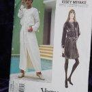 Vogue's Designer Original 1783 Issey Miyake A-Line Dress All Sizes Included No. 320