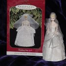 Hallmark Keepsake Ornament Wedding Day Barbie with Box  No. 354