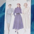 New Look Simplicity Pattern 6619 Misses Dress size 8-18 Cowl collarNo. 251
