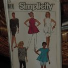 Simplicity 8684  Misses' Tops Pull on Pants Skirt Stretch Knits only Size L 18-20 dec 3