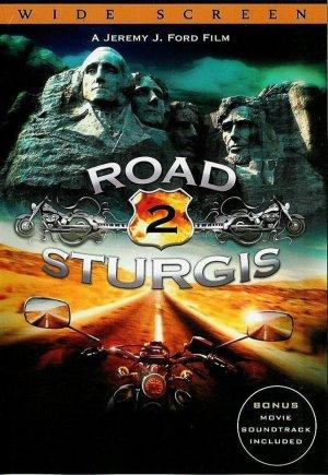 Road 2 Sturgis Widescreen DVD & CD