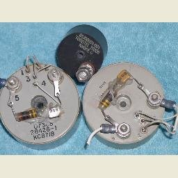 Torotel Military Inductors