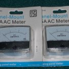 2----15 Amp Ac Meters......New
