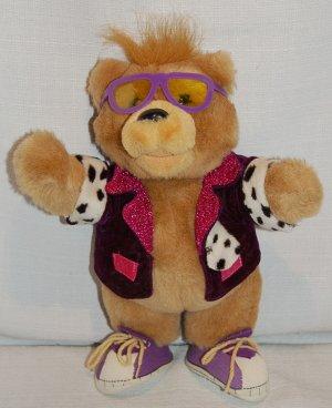 Nabisco Teddy Grahams Advertising Teddy Bear Very cute!