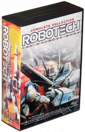 Robotech: The Macross Saga (6 DVD Set)