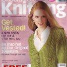 Creative Knitting - May 2007 -- HALF OFF COVER + FREE SHIPPING