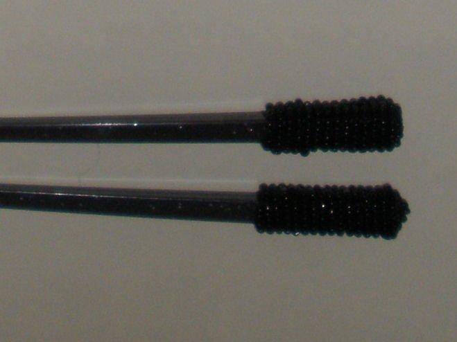 Hair Sticks - Black Beaded
