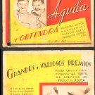 LAUREL and HARDY Sticker album URUGUAY 1935 Movie