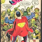 SUPERMAN # 882 Spanish Mexican Comic 1972 NOVARO