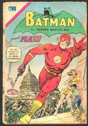 BATMAN # 546 Spanish Mexican Comics 1970 NOVARO