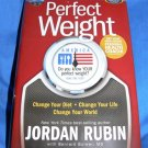 PERFECT WEIGHT AMERICA by Jordan Rubin - NEW!