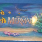 DISNEY Lithographs Little Mermaid SET of 4 - NIP!