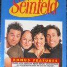 TV Series SEINFELD Seasons 1 & 2 DVD Sets + BONUS FEATURES - NEW! NIP