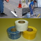 "4"" X 30' YELLOW Preformed Thermoplastic Tape ROLLS"