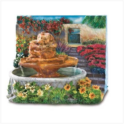 COUNTRY GARDEN MINI FOUNTAIN