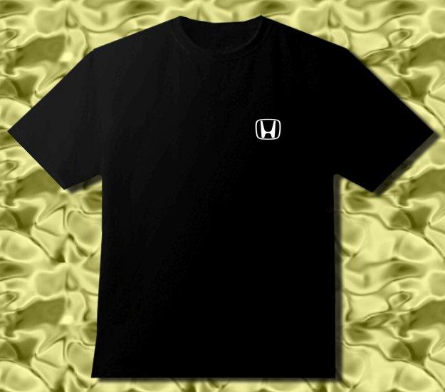 Honda  T-shirt  logo