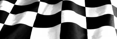 Nascar Racing flag