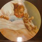 Happy Dreams collector plate first issue Magical Moments Series 1981 with certificate