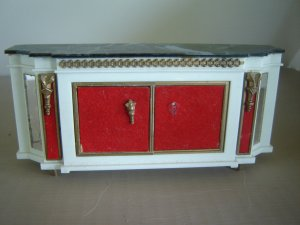 royal buffet Petite Princess Ideal Toy Corp Fantasy Furniture vintage doll house miniature
