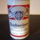 Budweiser beer can replica collectible tin plastic lid great condition