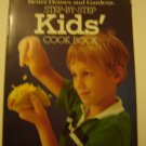 vintage Kid's Cookbook 1984 Better Homes and Gardens childrens recipes paperback LIKE NEW