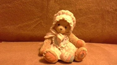 "Cherished Teddies Kelly ""You're My One and Only"" bear figurine"