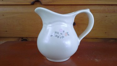 Pfaltzgraff Remembrance creamer small pitcher - discontinued pattern