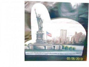 Woodcraft NYC 9-11 by Brandywne.