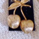 Avon Cherry Brooch