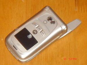 NEW i870 Motorola Nextel Phone W/EXTENDED BATTERY/DOOR!