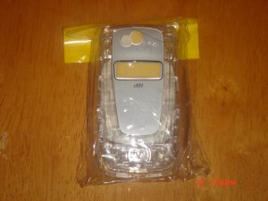 NEW MOTOROLA NEXTEL i850 SUPER CLEAR HOUSING L@@K!!!!!!