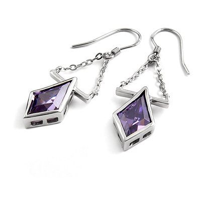 24901-Sterling silver earrings