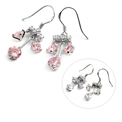 24902-Sterling silver earrings
