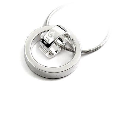 24912-Sterling silver pendant
