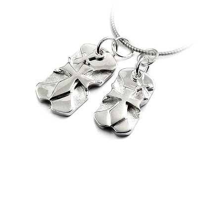 24921-Sterling silver pendant