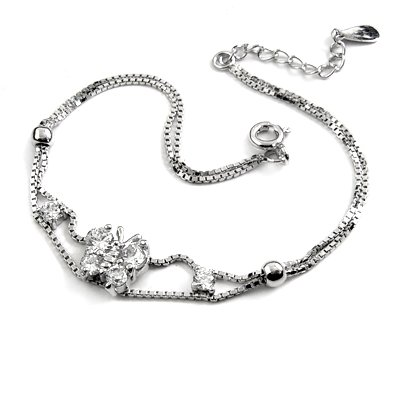 25062- Sterling silver necklaces