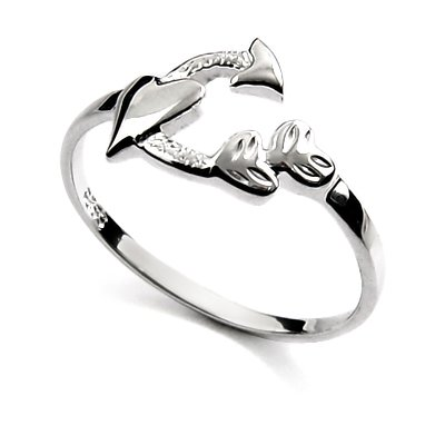 25068-Sterling silver ring