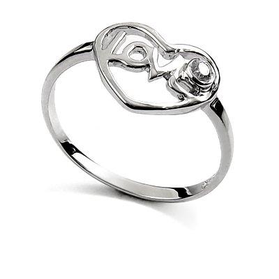 25073-Sterling silver ring