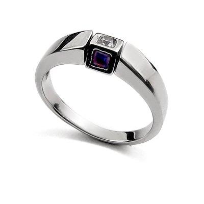 25077-Sterling silver ring