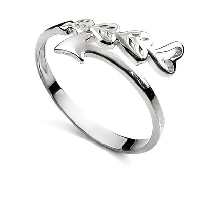 25081-Sterling silver ring