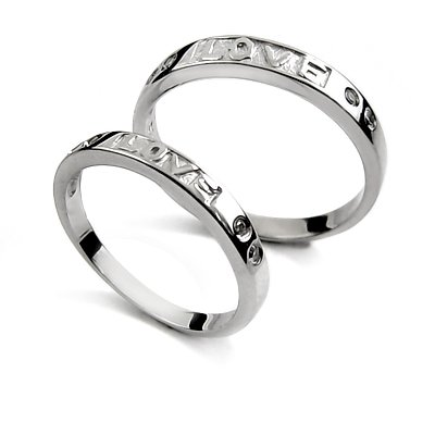 25089-sterling silver platium plated ring