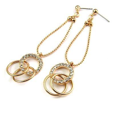 25178-stone earring