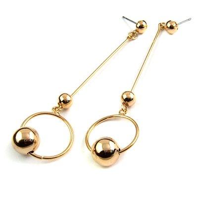 25179-stone earring