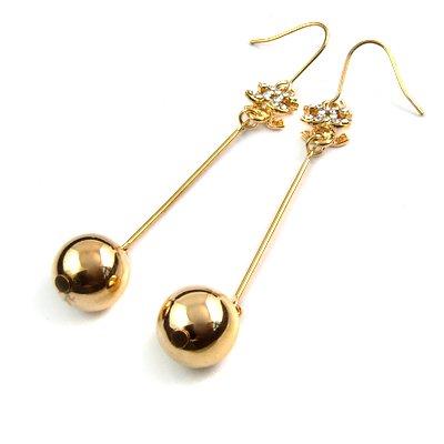 25180-stone earring