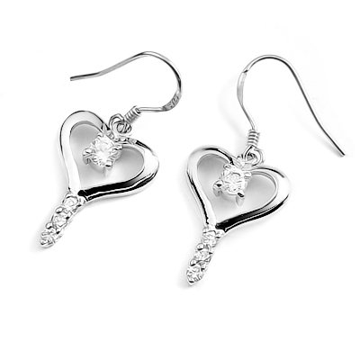 23910- Sterling silver earring