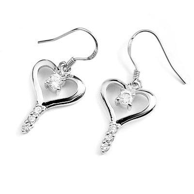 23910- Sterling silver earring
